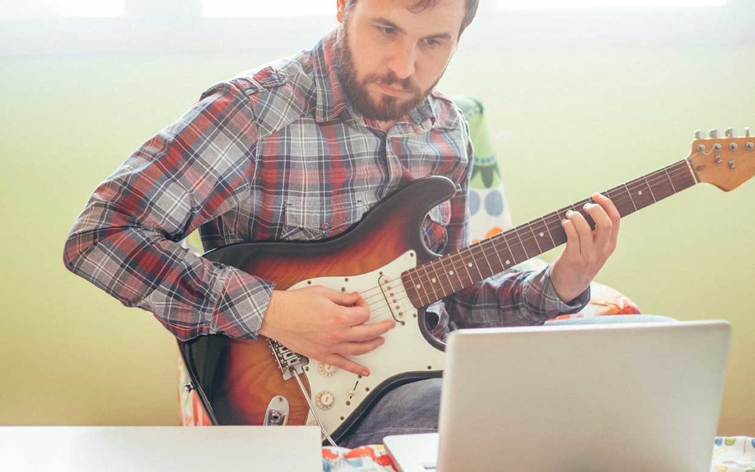 Which Online Guitar Lessons Are Best?